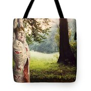 Playing For Time Tote Bag