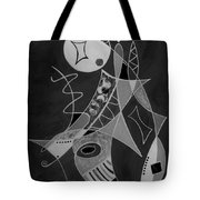 Playing Go Fish Tote Bag
