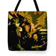 Playing Hard Tote Bag