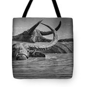 Playing In The Pond Tote Bag