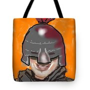 Playing Knight Tote Bag