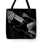 Playing Strings Tote Bag