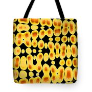 Playing With Eggs Tote Bag