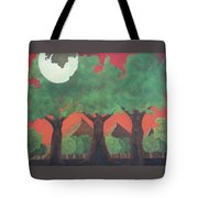 Playing With Perceptions Tote Bag