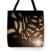 Playing With Shadows Tote Bag