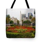Plaza De Mayo In Buenos Aires-argentina  Tote Bag