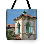 Plaza Tower Tote Bag
