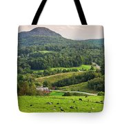 Pleasant Valley Countryside Tote Bag