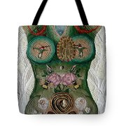 Please Abide With Me Tote Bag