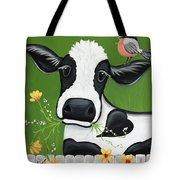 Please Don't Eat The Flowers Tote Bag