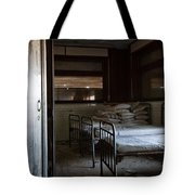 Please Dont Turn Out The Light - Urban Exploration Tote Bag