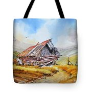 Pleasent Valley Barn Tote Bag
