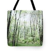 Pleasure Of Pathless Woods - Alt Tote Bag