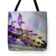 Plectranthus On Show Tote Bag