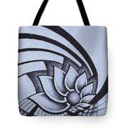 Pleiadean Daisy Tote Bag
