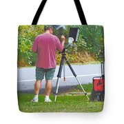 Plein Air L'automne Tote Bag