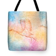 Pleistocene Dreams 2 Tote Bag