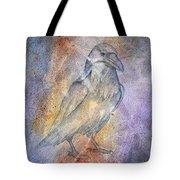 Pleistocene Raven 1 Tote Bag