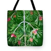 Plentiful Pine Tote Bag