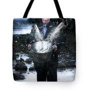Plentitude And Abundance Tote Bag