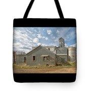 Plevna Grain Elevator Tote Bag