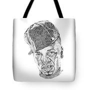 Plies Tote Bag