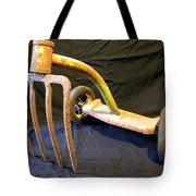 Plow Boy Tote Bag