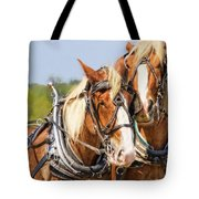 Plow Buddies Tote Bag