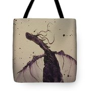 Plum Magical Tote Bag