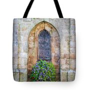 Plumergat, Brittany,france, Parish Church Window Tote Bag