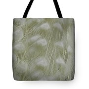 Plumes Of Snow Tote Bag