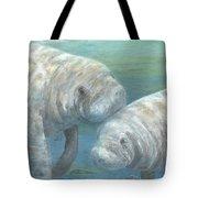 Plump And Placid Tote Bag
