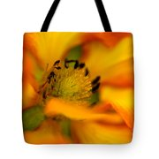 Plush Petals Tote Bag