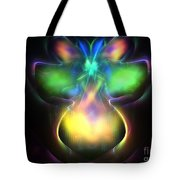 Pluto Firefly Tote Bag