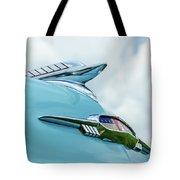 Plymont Hood Ornament Tote Bag