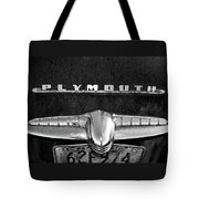 Plymouth 2 Tote Bag