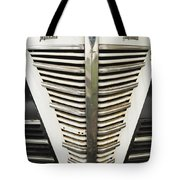 Plymouth Grille Tote Bag