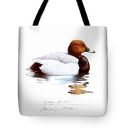 Pochard Tote Bag
