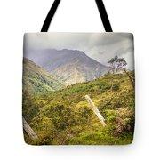 Podocarpus National Park Tote Bag