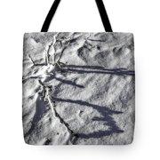 Poetic Texture Tote Bag