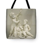 Poetry And Music Tote Bag