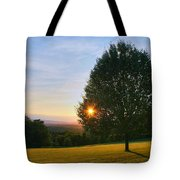 Poetry Of Nature Tote Bag