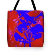 Poinciana Flower 4 Tote Bag