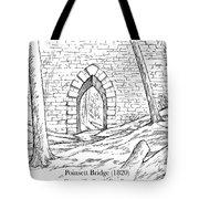 Poinsett Bridge Tote Bag