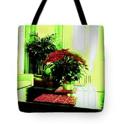 Poinsettia By Kef Tote Bag