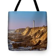Point Arena Tote Bag