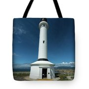 Point Arena Lighthouse  Tote Bag