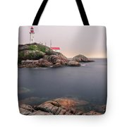 Point Atkinson Lighthouse Tote Bag