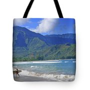 Point Break Tote Bag