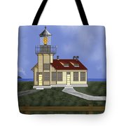 Point Cabrillo California Tote Bag